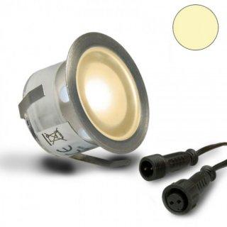 ARGOS - LED (Boden-)Einbaustrahler MINI-V2 rund IP67 warmweiß dimmbar